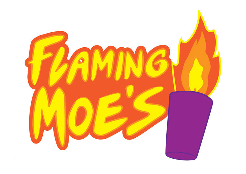 Flaming Moes Tapper: The Simpsons Game