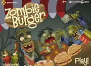 zombie burger cafe game